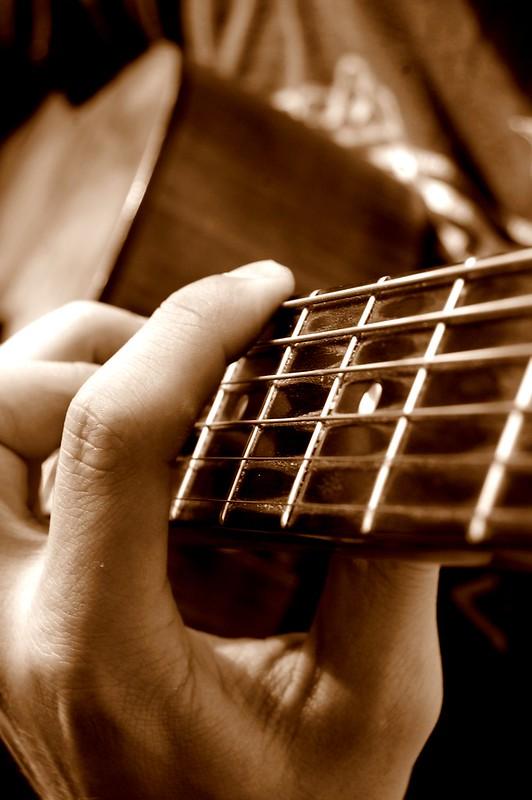 gitaar leren van koen