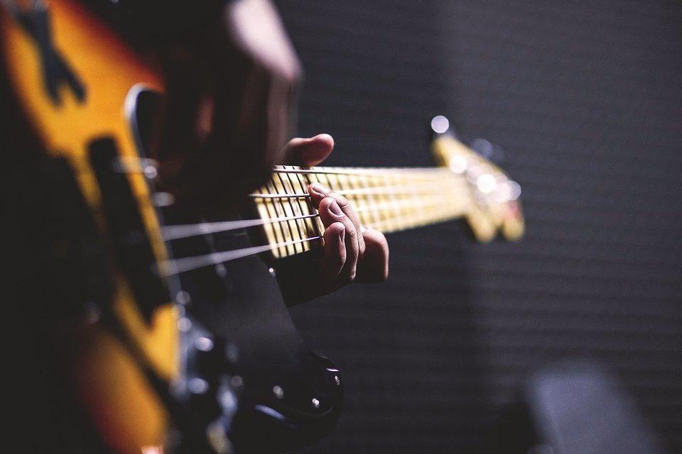 gitarist worden