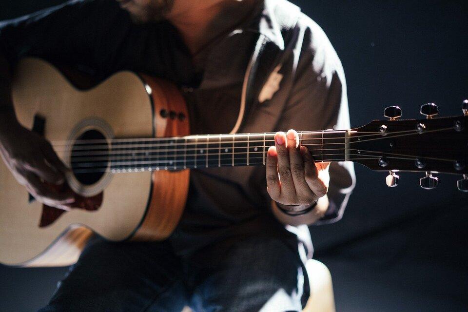 gitaar spelen voor beginners