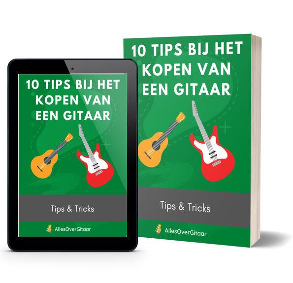 10 tips bij het kopen van een gitaar cover