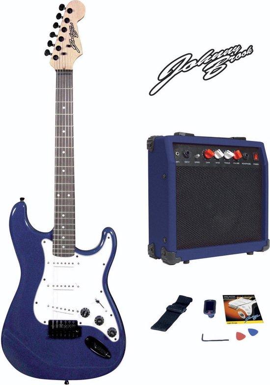 johnny brook gitaarset