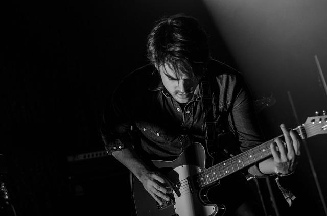 gitaar zelfstandig