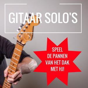 gitaar solo online cursus