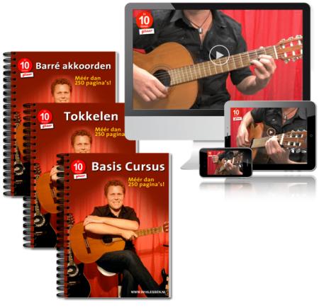 online gitaarles cursus voor beginners